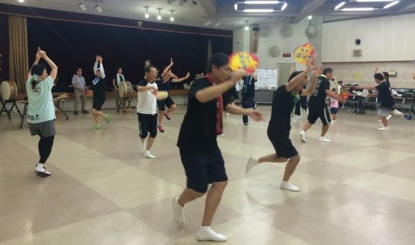 神戸楠公連 2016.9.4練習