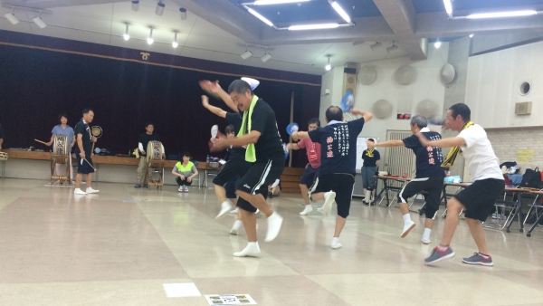 神戸楠公連 2016.9.25練習