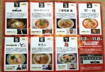麺祭り うら