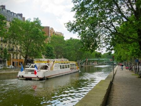 サン・マルタン運河