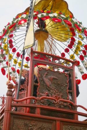高岡御車山祭