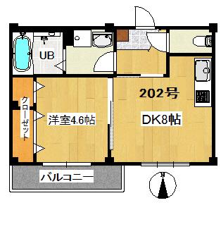 ハイツ品川大井202