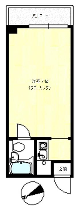 ★コーポコイデⅡ-103・203・303