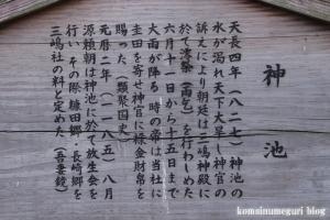 三島大社(静岡県三島市大宮)4