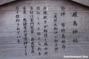三島大社(静岡県三島市大宮)5