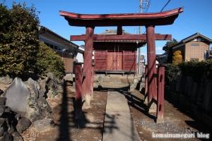 香取神社(北葛飾郡杉戸町清池)2