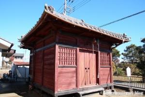 香取神社(北葛飾郡杉戸町清池)6