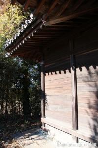 稲荷神社(北葛飾郡杉戸町堤根)8