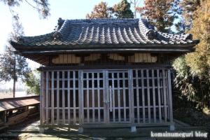 稲荷神社(北葛飾郡杉戸町堤根)7
