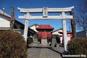 八幡神社(北葛飾郡杉戸町清池)3