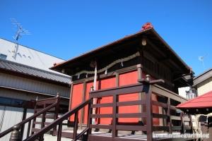 八幡神社(北葛飾郡杉戸町清池)7