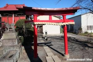 八幡神社(北葛飾郡杉戸町清池)9