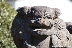 八幡神社(北葛飾郡杉戸町清池)19