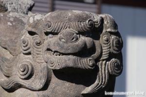 八幡神社(北葛飾郡杉戸町清池)20