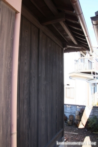 八幡神社(北葛飾郡杉戸町清池)8