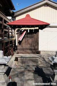 八幡神社(北葛飾郡杉戸町清池)10