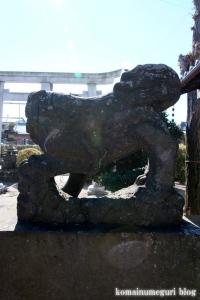 八幡神社(北葛飾郡杉戸町清池)17