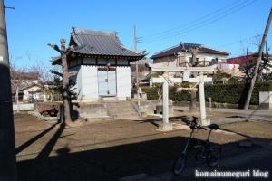 八幡神社(北葛飾郡杉戸町倉松)1