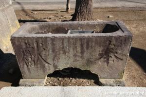 八幡神社(北葛飾郡杉戸町倉松)5