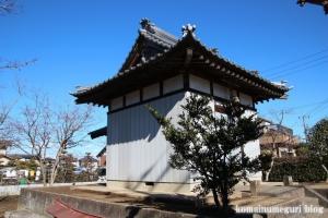 八幡神社(北葛飾郡杉戸町倉松)6