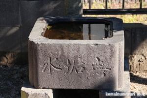 諏訪神社(北葛飾郡杉戸町倉松)4
