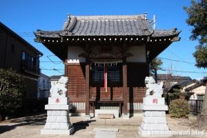 諏訪神社(北葛飾郡杉戸町倉松)6