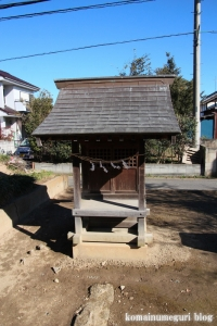 香取神社(北葛飾郡杉戸町倉松)14