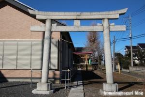 香取神社(北葛飾郡杉戸町倉松)2