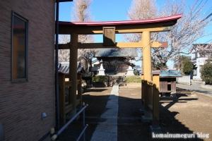 香取神社(北葛飾郡杉戸町倉松)4