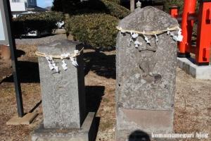 若宮八幡神社(南埼玉郡宮代町中島)2