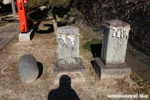 若宮八幡神社(南埼玉郡宮代町中島)3