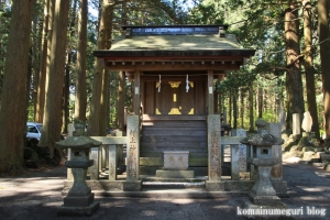 北口本宮冨士浅間神社(山梨県富士吉田市上吉田)74