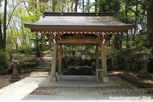 東口本宮冨士浅間神社(静岡県駿東郡小山町須走)7