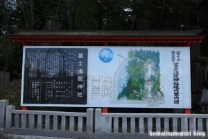 東口本宮冨士浅間神社(静岡県駿東郡小山町須走)54