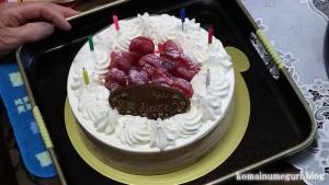 誕生日&食事会4