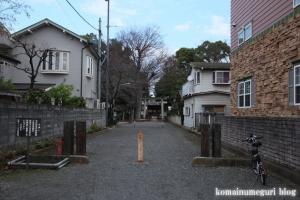 内谷氷川神社(さいたま市南区内谷)1