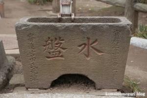 内谷氷川神社(さいたま市南区内谷)7