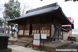 内谷氷川神社(さいたま市南区内谷)9