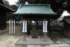 美女木八幡神社(戸田市美女木)9