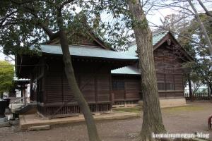 美女木八幡神社(戸田市美女木)19
