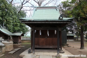 美女木八幡神社(戸田市美女木)25