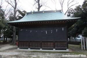 美女木八幡神社(戸田市美女木)40