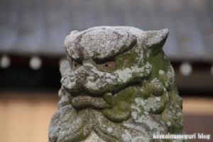 美女木八幡神社(戸田市美女木)51