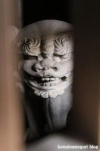 美女木八幡神社(戸田市美女木)14