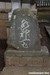 美女木八幡神社(戸田市美女木)36