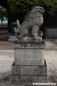 美女木八幡神社(戸田市美女木)45
