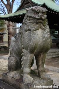 美女木八幡神社(戸田市美女木)46