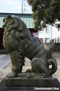 美女木八幡神社(戸田市美女木)47