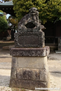 美女木八幡神社(戸田市美女木)56