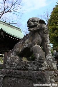 美女木八幡神社(戸田市美女木)57
